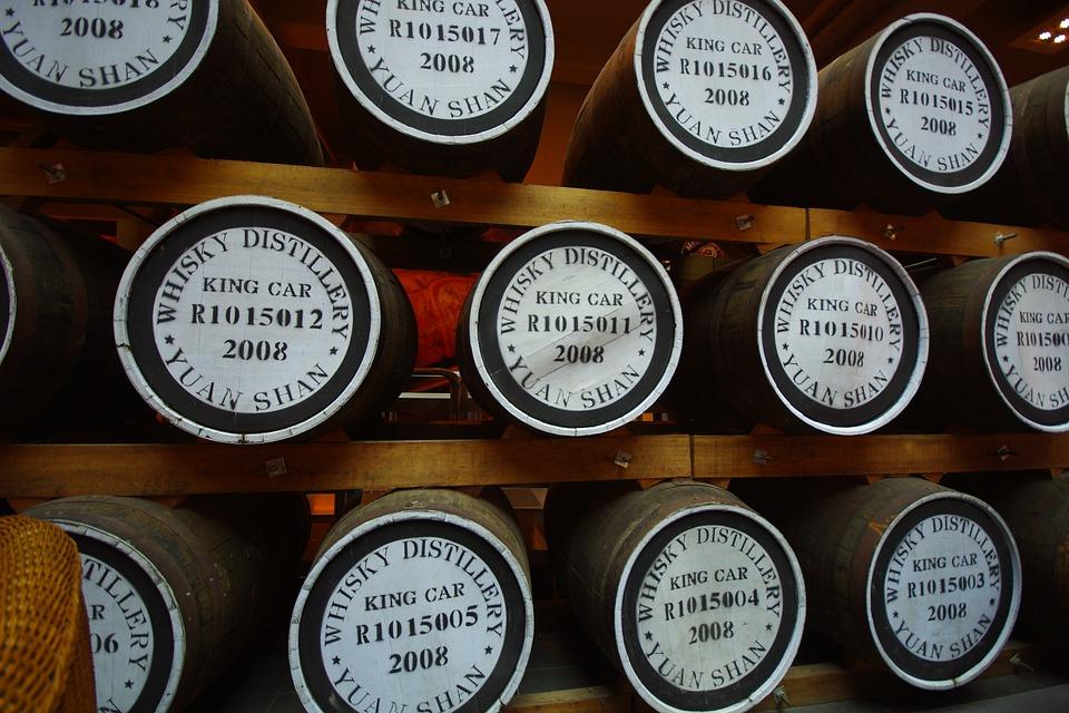 金車咖啡威士忌酒廠